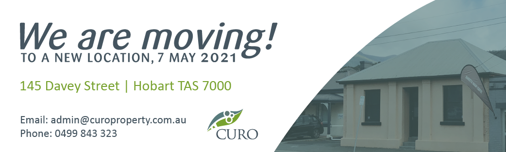 Curo are Moving!